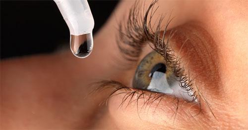 Использование сыворотки в глазных каплях