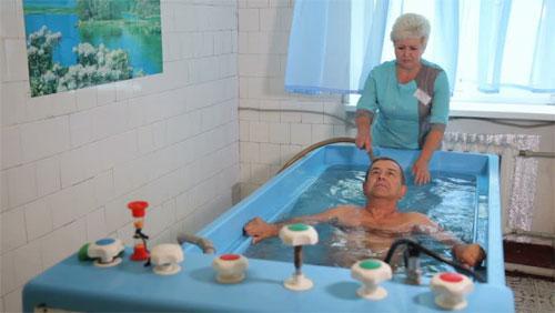 Инсульт и санаторное лечение