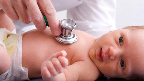Сброс крови при наличии врожденных пороков сердца
