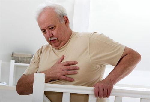 Факторы, ведущие к сердечному приступу