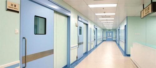 Вопросы обустройства медицинских учреждений: двери