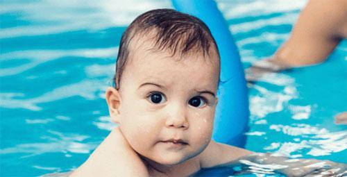 Детская справка для бассейна