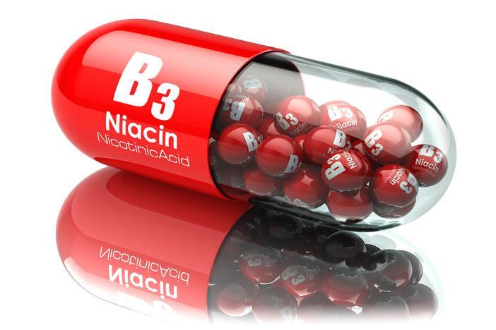 Применение ниацина для контроля высокого холестерина
