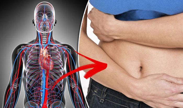 Аневризма брюшной аорты: что вызывает пульс в желудке?