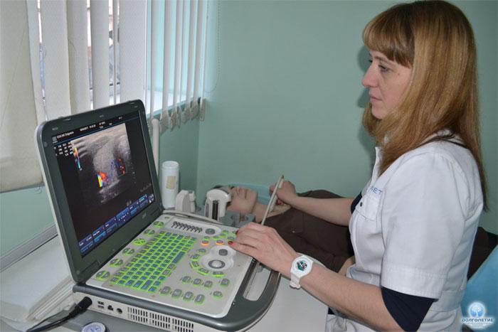 УЗИ в Барнауле: области применения, различия в процедурах для взрослых и детей