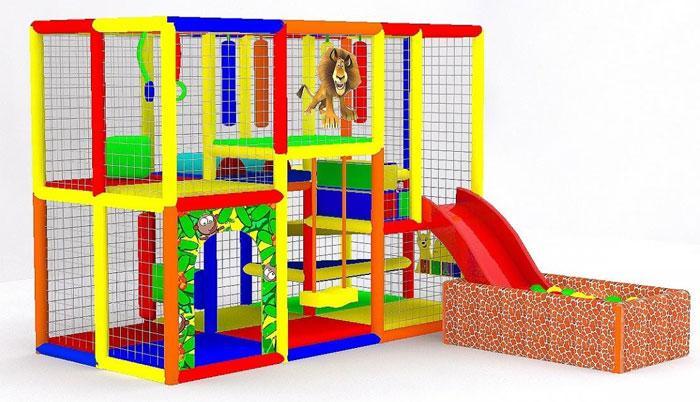 Выбор игрового оборудования для детского развлекательного центра