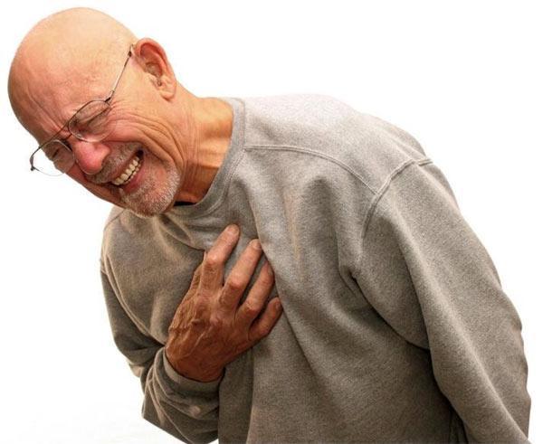 Боль в руке и сердечный приступ