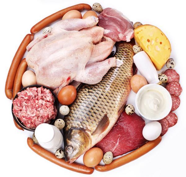 Липопротеин в продуктах питания
