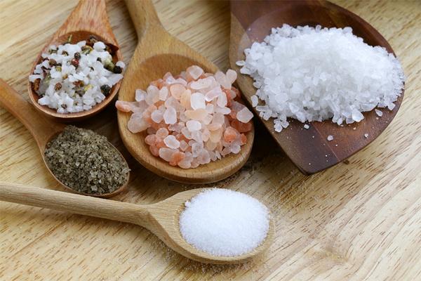 Соль в диете человека