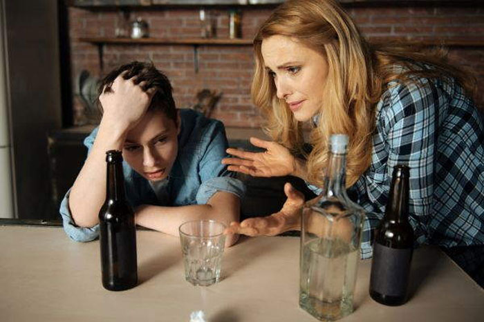 Необходимость выведения организма из состояния пьянства